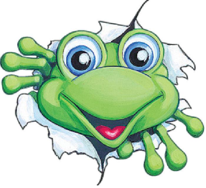 Dibujos de ranas animadas - Imagui