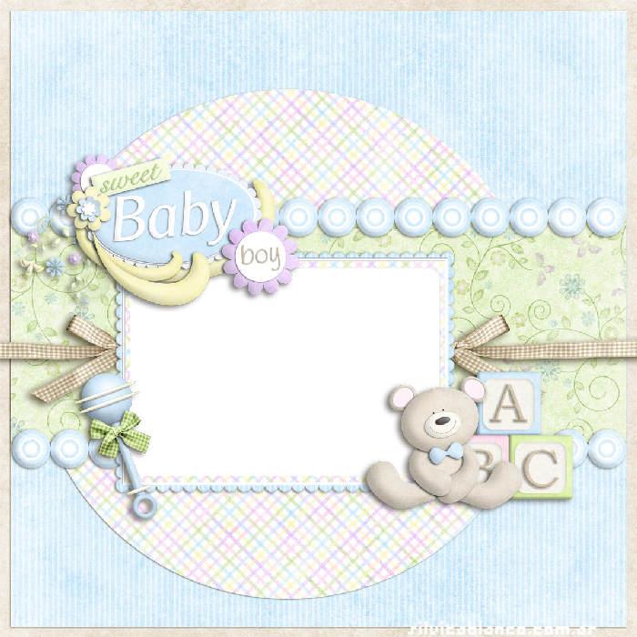 tarjetas baby shower estampados infantiles para imprimir