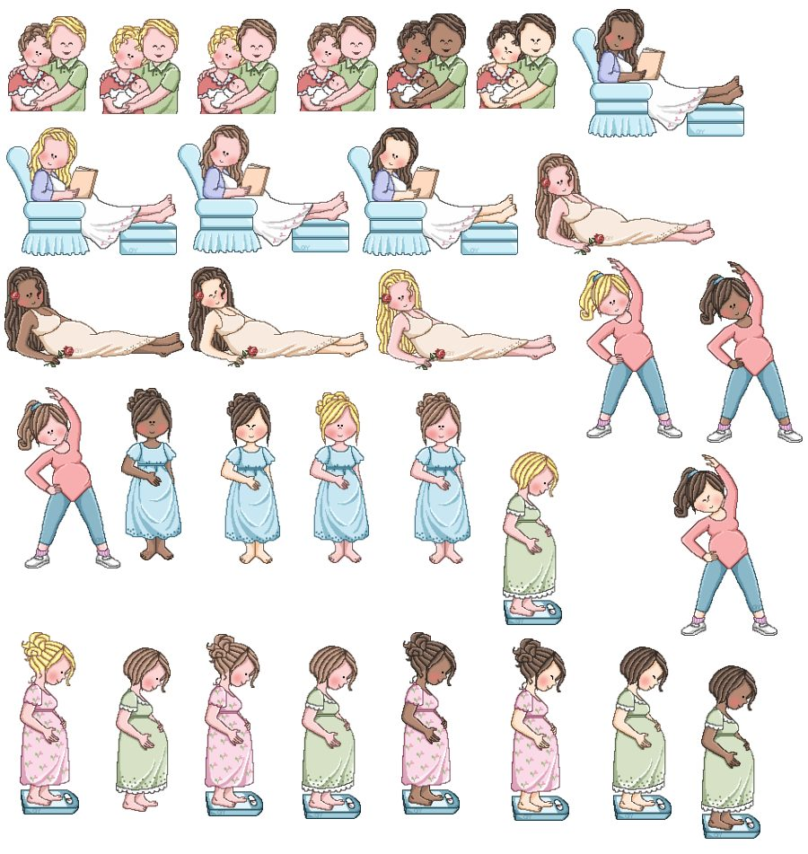 BABY SHOWER Invitaciones Manualidades Decoraci  N Adornos Recuerdos