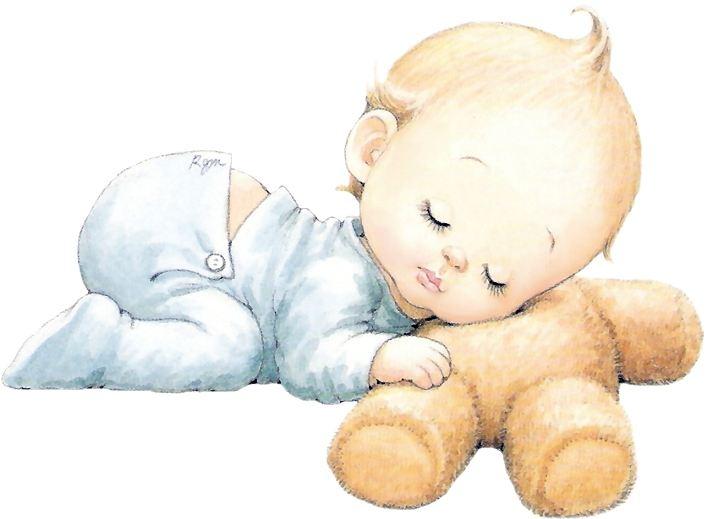 Niño durmiendo en caricatura - Imagui