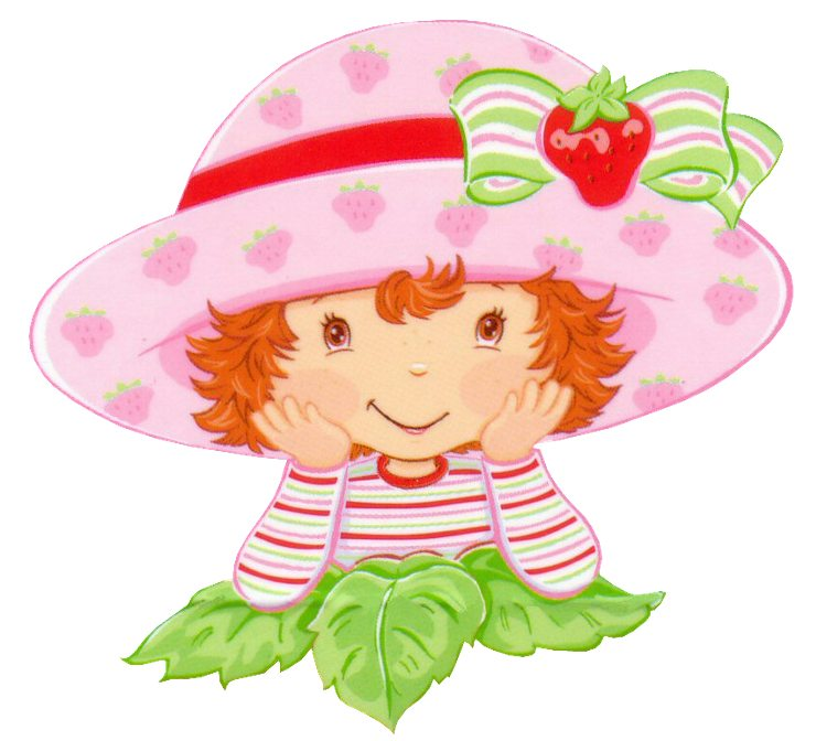 Calendario Frutillitas Strawberry Shortcake Cute Ilustraciones Tama  O