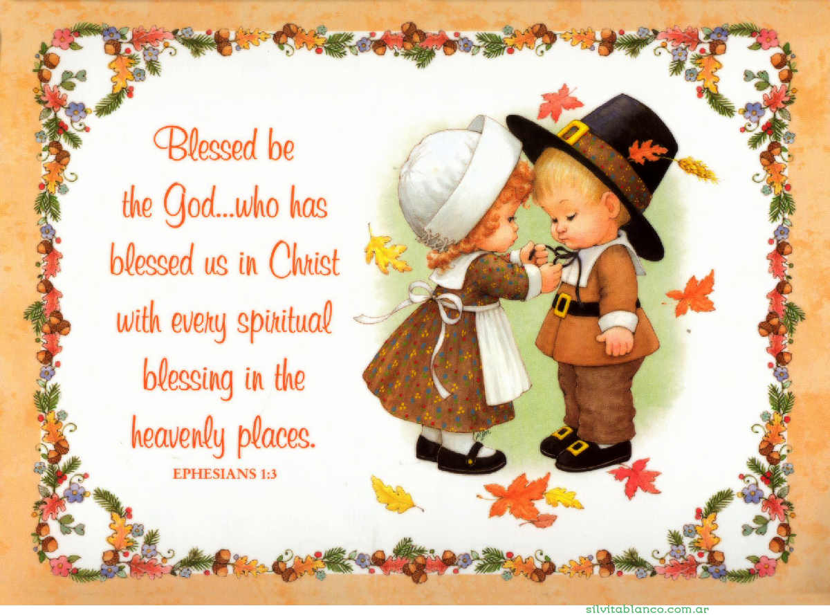 Feliz Dia De Pavo >> Acción de Gracias