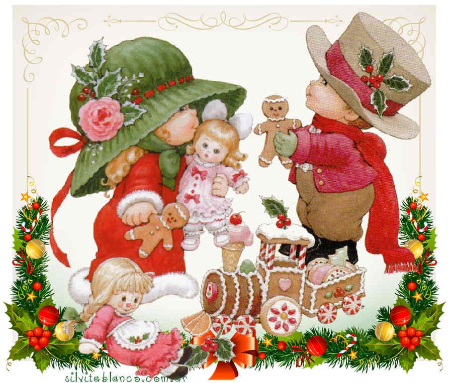 Navidad - Dibujos tarjetas navidenas ...