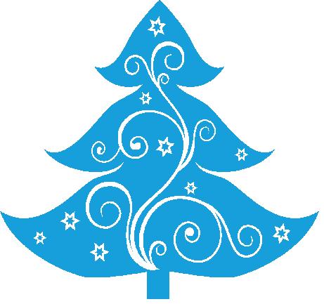 Rboles de navidad for Arbol navidad turquesa