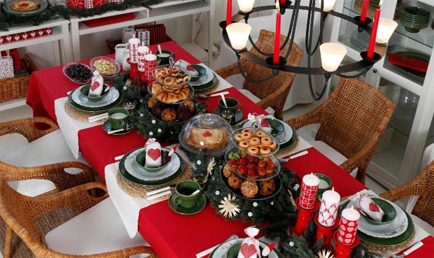Decora tu mesa - Mesa navidena ...