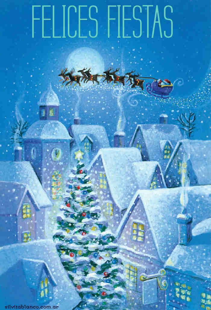 Feliz navidad papa noel - 3 8