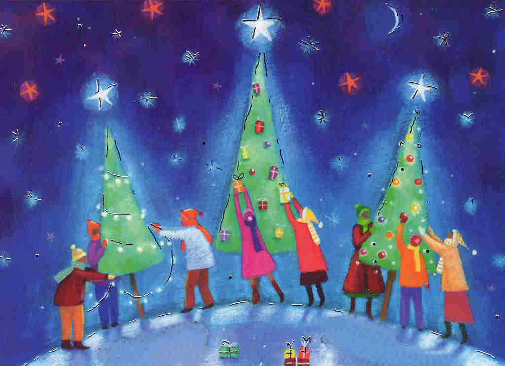 Fondos De Pantalla Para Navidad: Navidad